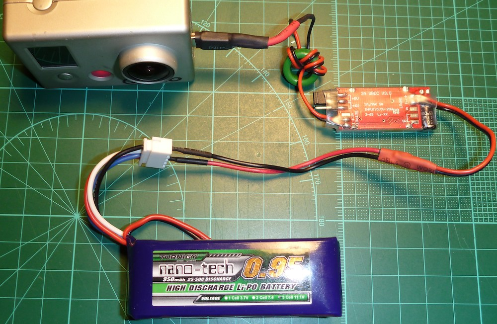 Mini chargeur 5V Gopro-lipo-cheap-3S-usb-charger